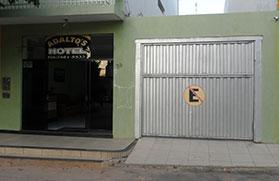 Adaltos Hotel em Bom Jesus da Lapa