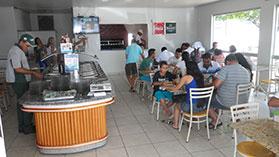 Restaurante lanchonete e churrascaria gruta da lapa