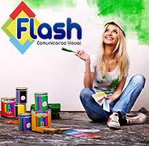 Flash Comunicação Visual em Bom Jesus da Lapa