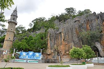 Pontos Turísticos de Bom Jesus da Lapa: O Santuário e seus monumentos