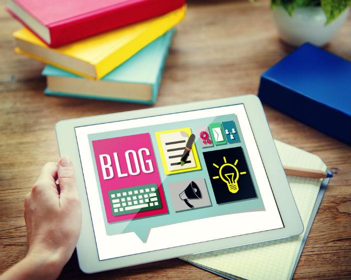 Vamos falar sobre blogs?
