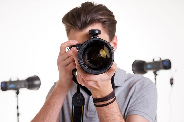 Faça uma analise do custo-benefício para contratar um fotógrafo