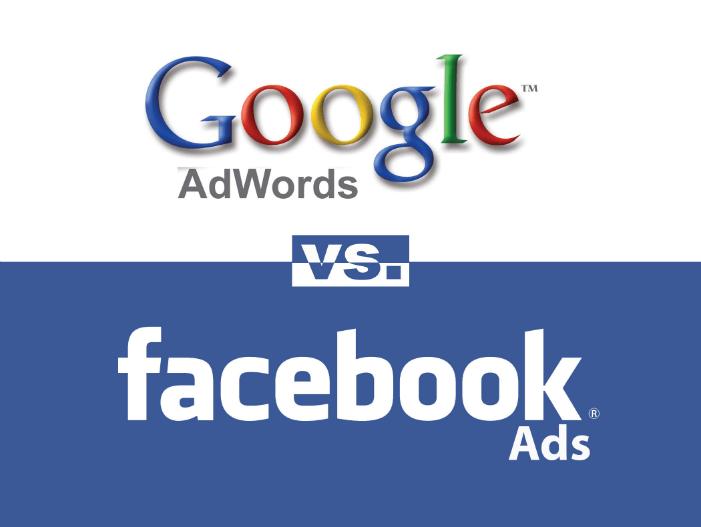 Google AdWords vs Facebook Ads: Principais vantagens de cada um