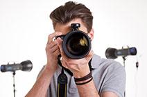 escolha do fotógrafo ideal