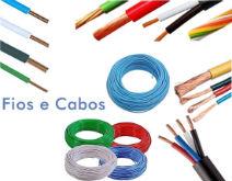 Outras informações importantes sobre fios e cabos