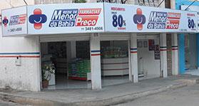 Farmácia Menor Preço da Bahia em Bom Jesus da Lapa