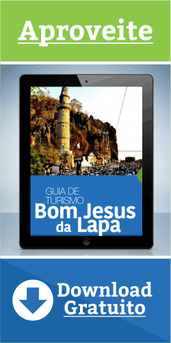 Download do Guia de Turismo de Bom Jesus da Lapa