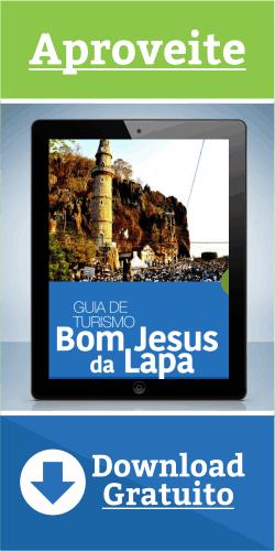 Guia de Turismo Bom Jesus da Lapa