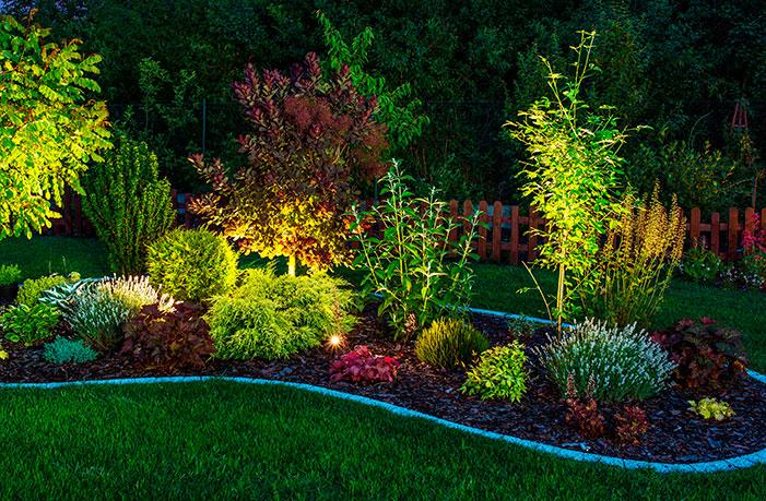 Dicas para um bom projeto para iluminação de jardins