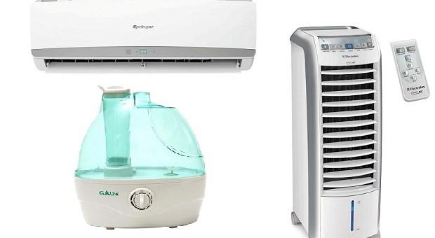 Climatizadores e condicionadores de ar: Principais diferenças entre eles