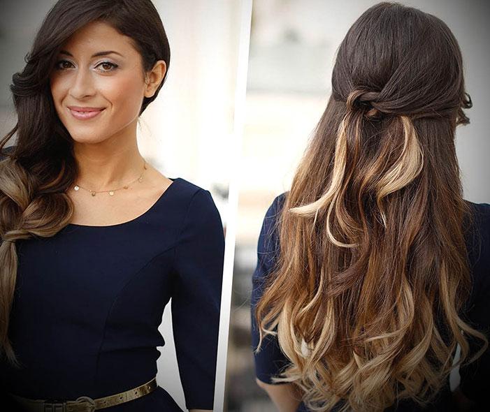 Corte de cabelo longo 2015