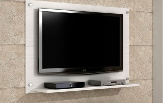 Por que colocar a TV na parede?