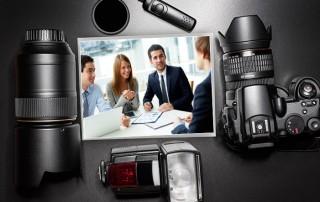 Fotos corporativas: entenda o trabalho de um fotógrafo profissional