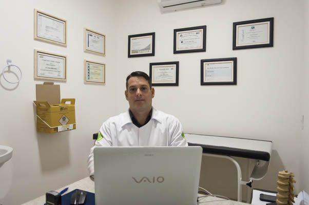 Dr. Fabrício Thomasi Merlo - Ortopedista e Traumatologista