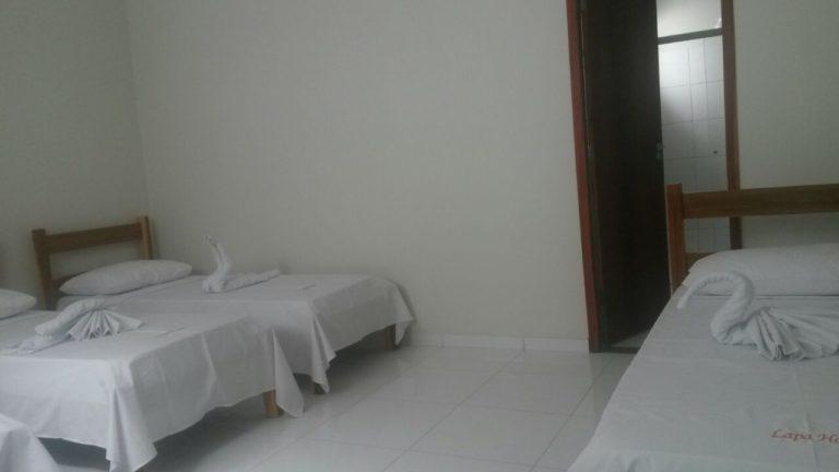 apartamentos lapa hotel banheiro quarto