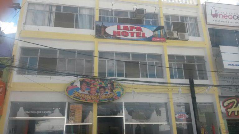 fachada lapa hotel
