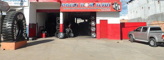 loja de pneus bom jesus da lapa