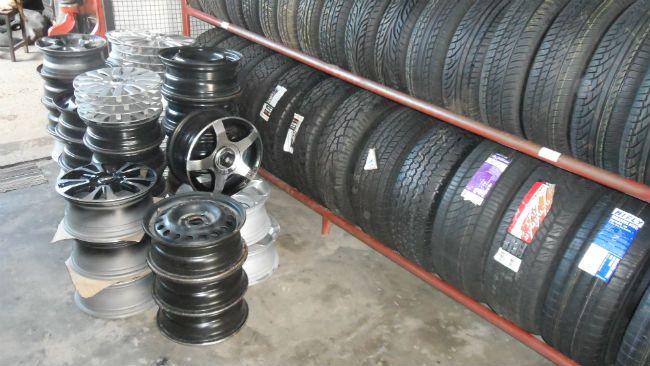 rodas e pneus novos e usados em bom jesus da lapa