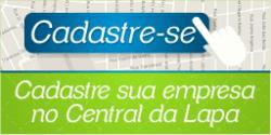 Cadastro de empresas no Central da Lapa