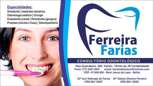 Ferreira Farias Consultorio Odontológico