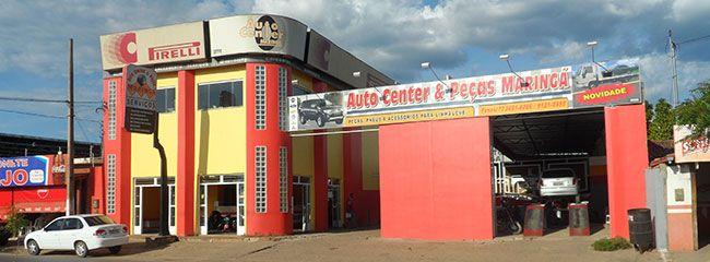 Maringá Auto Center e Peças Bom Jesus da Lapa
