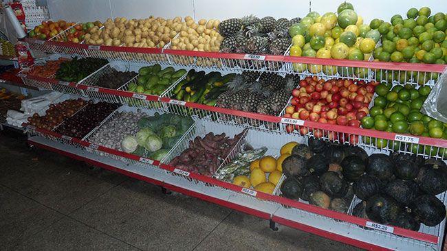 Frutas e Verduras Bom Jesus da Lapa