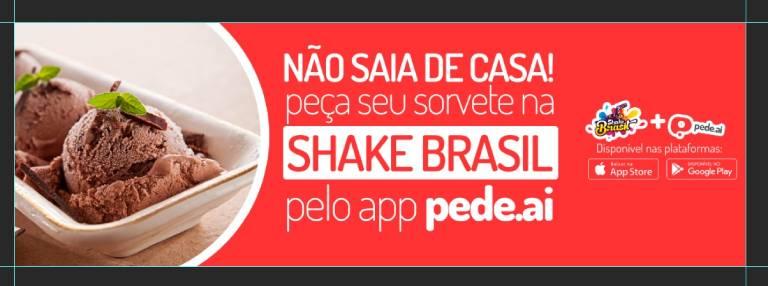 Pede aí shake brasil bom jesus da lapa