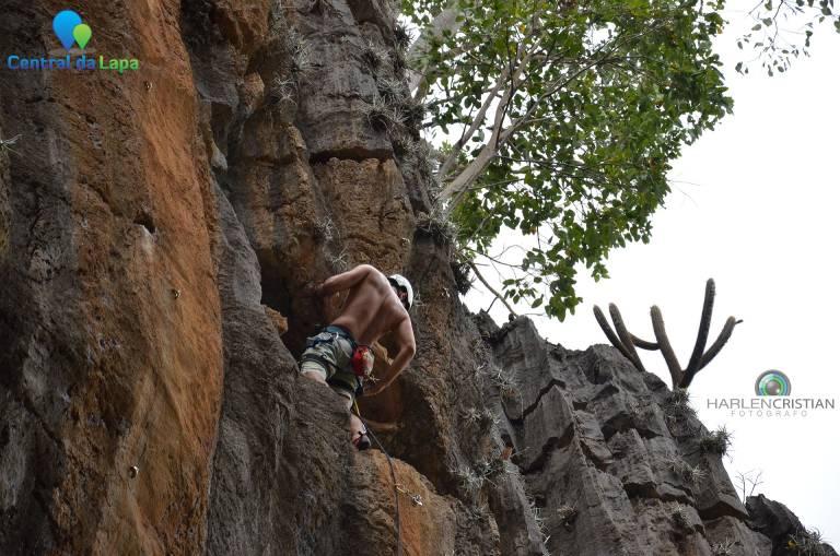 fotos da escalada do morro de bom jesus da lapa 16
