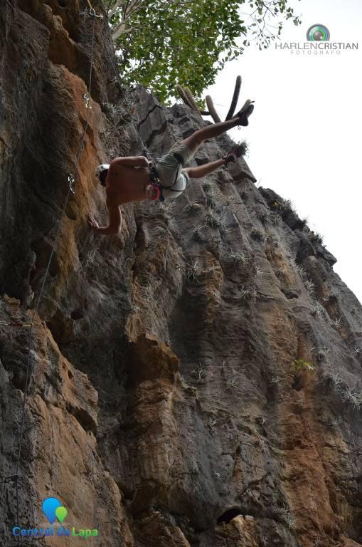 fotos da escalada do morro de bom jesus da lapa 21