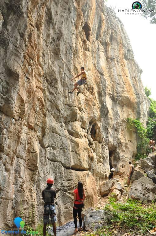 fotos da escalada do morro de bom jesus da lapa 27