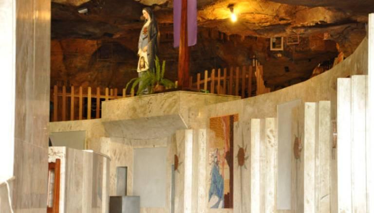 Imagem de Nossa Senhora da Soledade