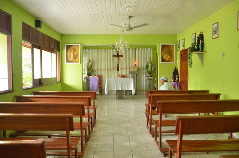 Capela do Abrigo dos Pobres Bom Jesus da Lapa