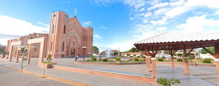 Catedral de Bom Jesus da Lapa - Catedral de Nossa Senhora do Carmo