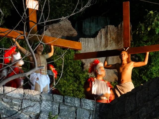 encenacao semana santa bom jesus da lapa 20