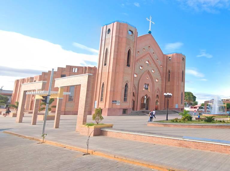 Catedral em Construção – Catedral de Nossa Senhora do Carmo