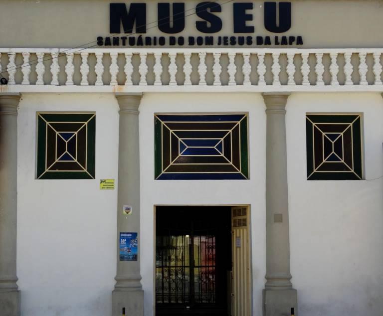 Museu do Santuário tem muito a mostrar sobre Bom Jesus da Lapa