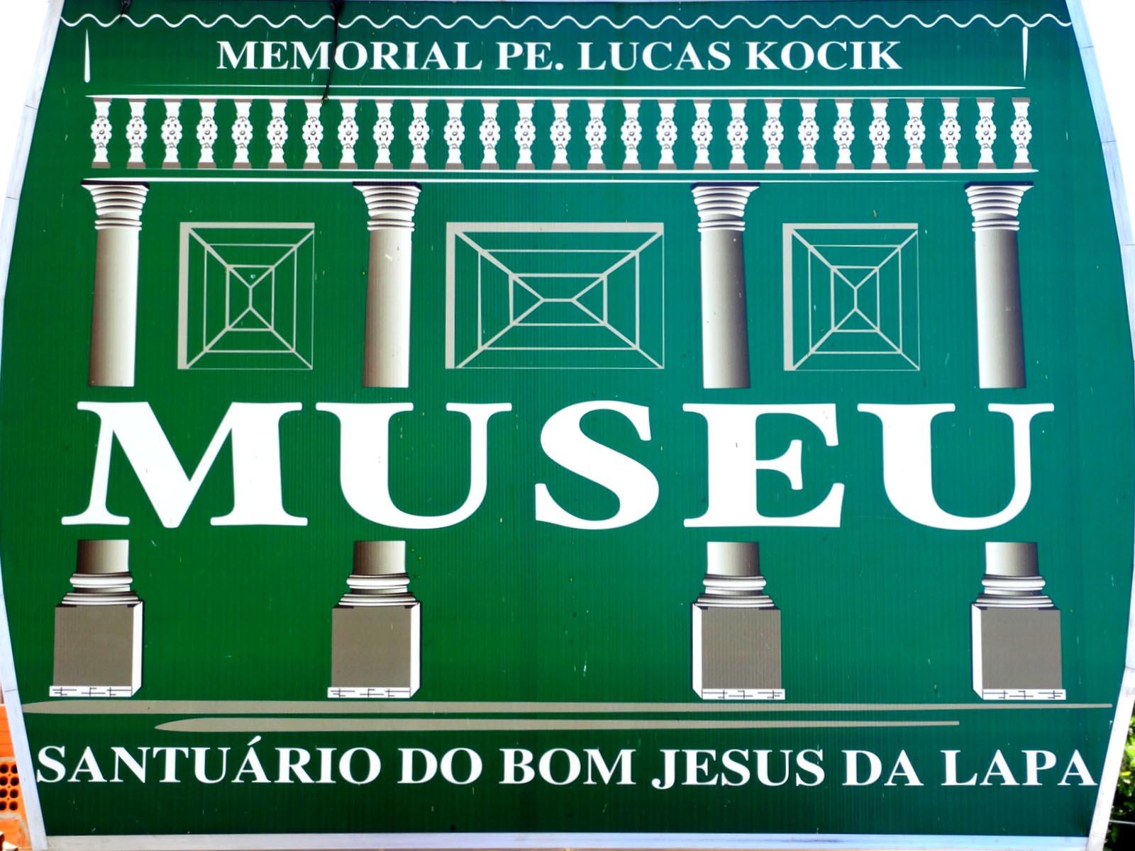 Museu do Santuário Bom Jesus da Lapa