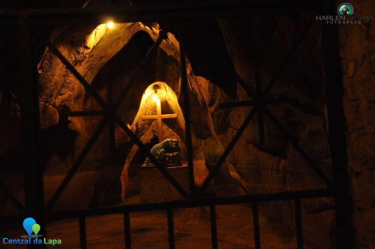gruta de nossa senhora madalena bom jesus da lapa 3