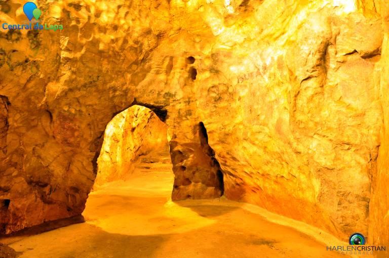 gruta de santa luzia bom jesus da lapa 10