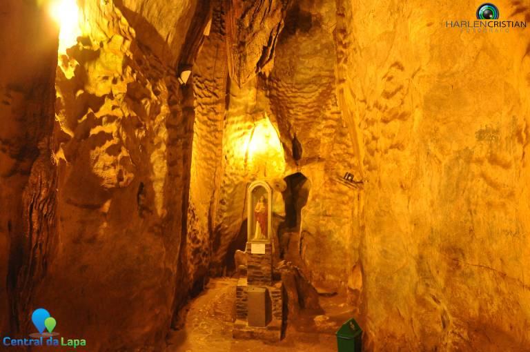gruta de santa luzia bom jesus da lapa 16