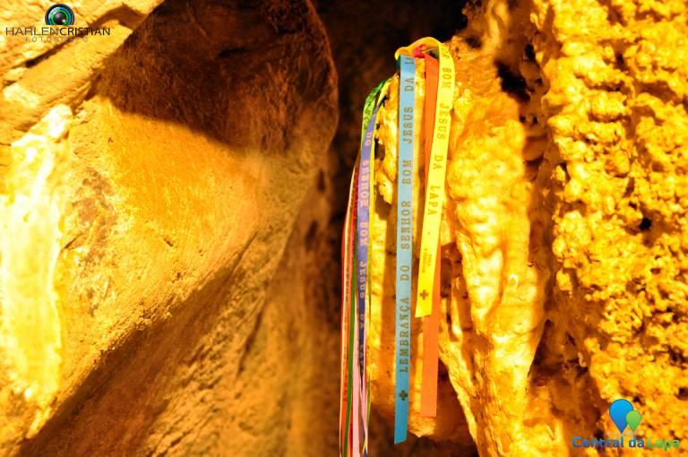 gruta de santa luzia bom jesus da lapa 7