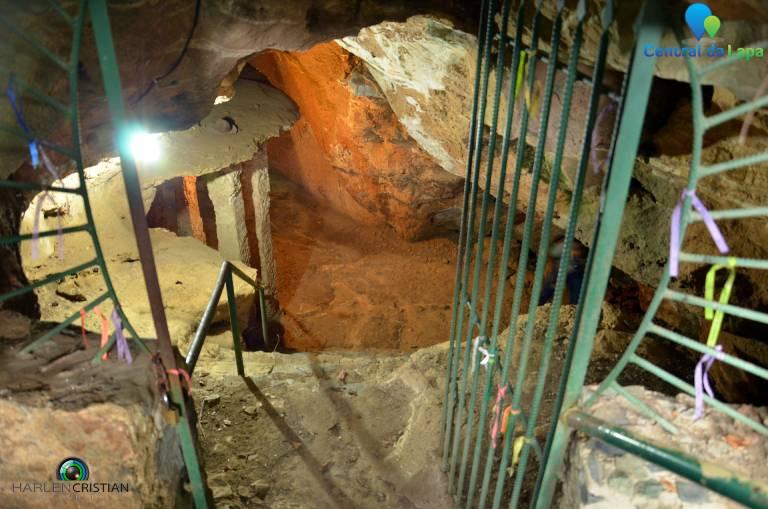 gruta de sao francisco de assis bom jesus da lapa 2