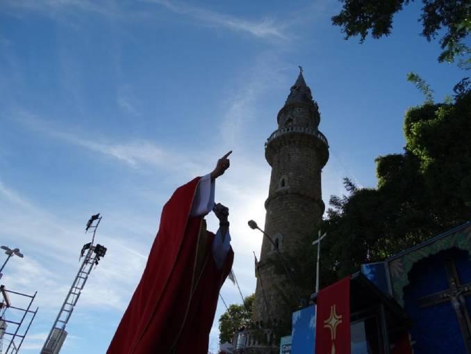 Festas Religiosas em Bom Jesus da Lapa: Festa do Divino Espírito Santo