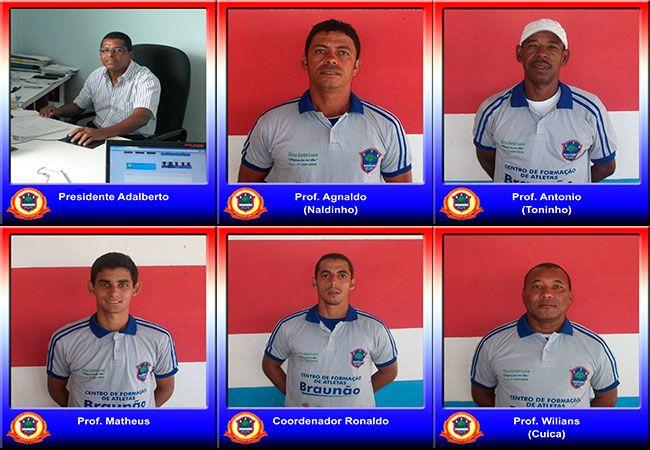 CFA Braunão - Comissão Técnica