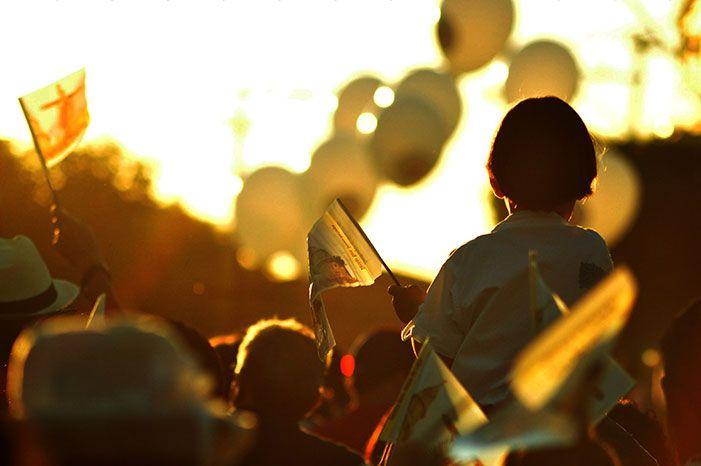 A Romaria do Bom Jesus 2015 em 10 dias reuniu aproximadamente 500 mil fiéis.