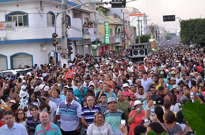 Romaria do Bom Jesus reúne cerca de 500 mil visitantes