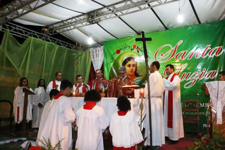 Missa Festiva de Santa Luzia