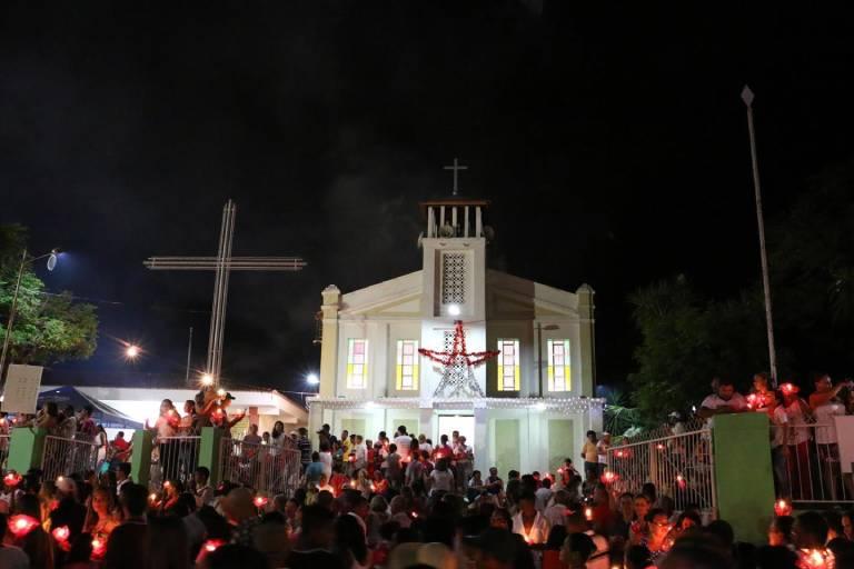 Festas religiosas em Bom Jesus da Lapa