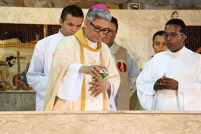 Santa Missa e Bênção do Altar da Soledade Bom Jesus da Lapa