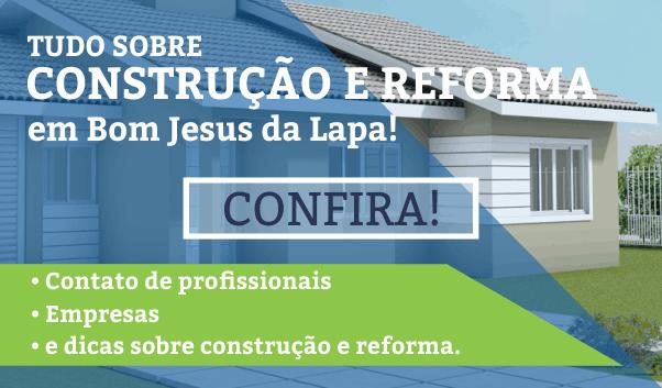 Guia de Construção e Reforma Bom Jesus da Lapa